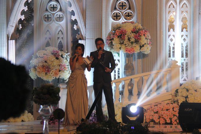 Wedding of Kristalia & Ekles by Hansen Zhang - 001