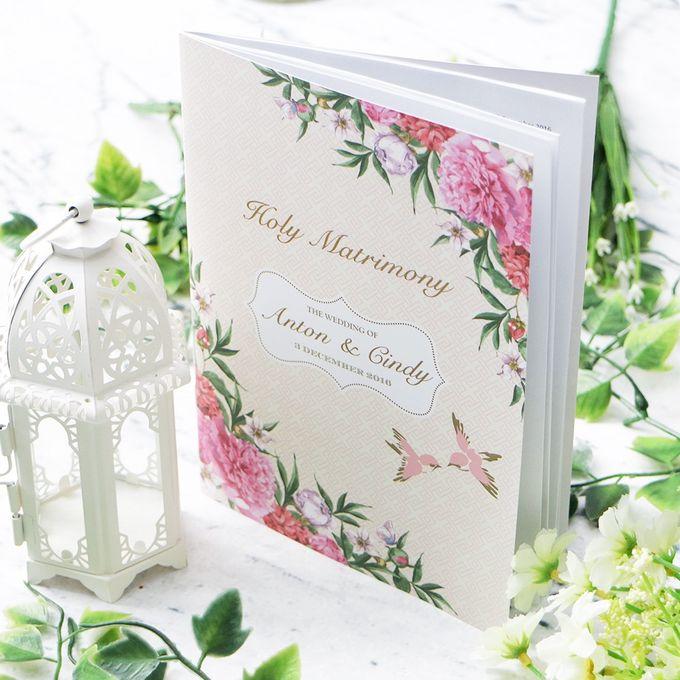 Anton and Cindy Wedding Invitation by Mimi kwok makeup artist - 002