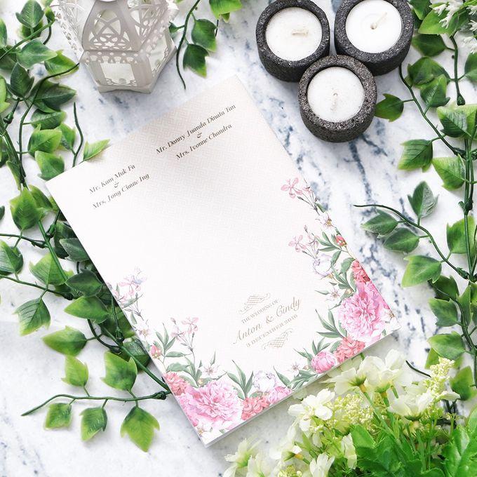 Anton and Cindy Wedding Invitation by Mimi kwok makeup artist - 003