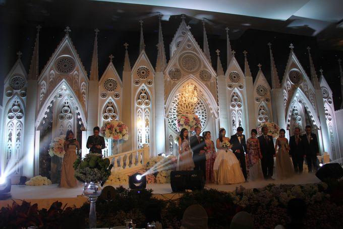 Wedding of Kristalia & Ekles by Hansen Zhang - 002