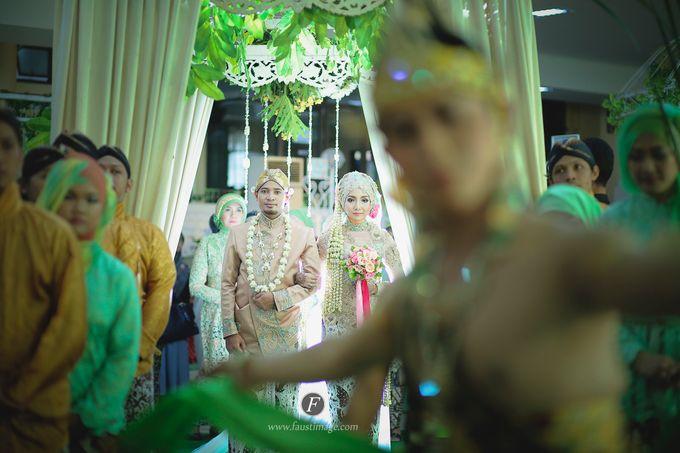 Kinan & Falah Wedding Day by Faust Photography - 018