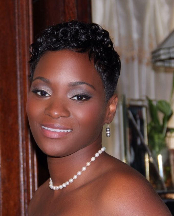 Women of Color Brides by Elza Finishya Makeup Artist - 003