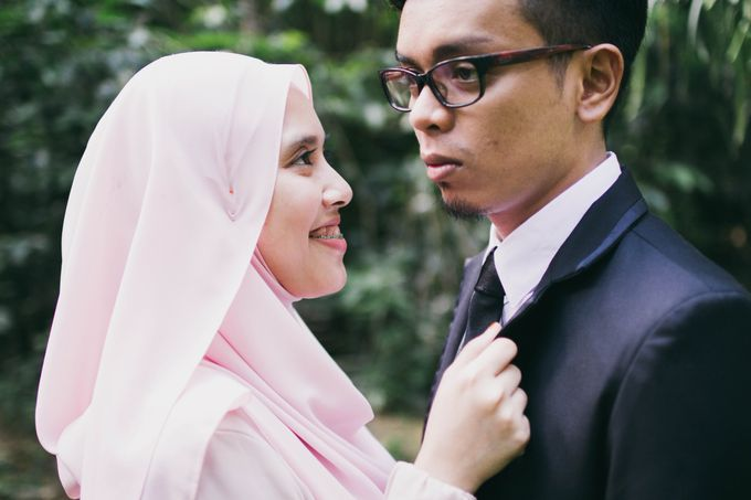 Hanif & Fathin by The Journals Film - 018
