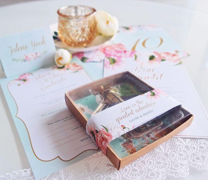 Laduree Wedding by Sincerité Wedding & Events - 013
