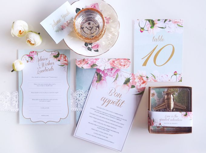 Laduree Wedding by Sincerité Wedding & Events - 015