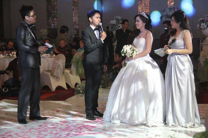 Wedding of Kristalia & Ekles by Hansen Zhang - 007