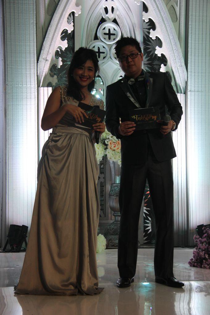Wedding of Kristalia & Ekles by Hansen Zhang - 006