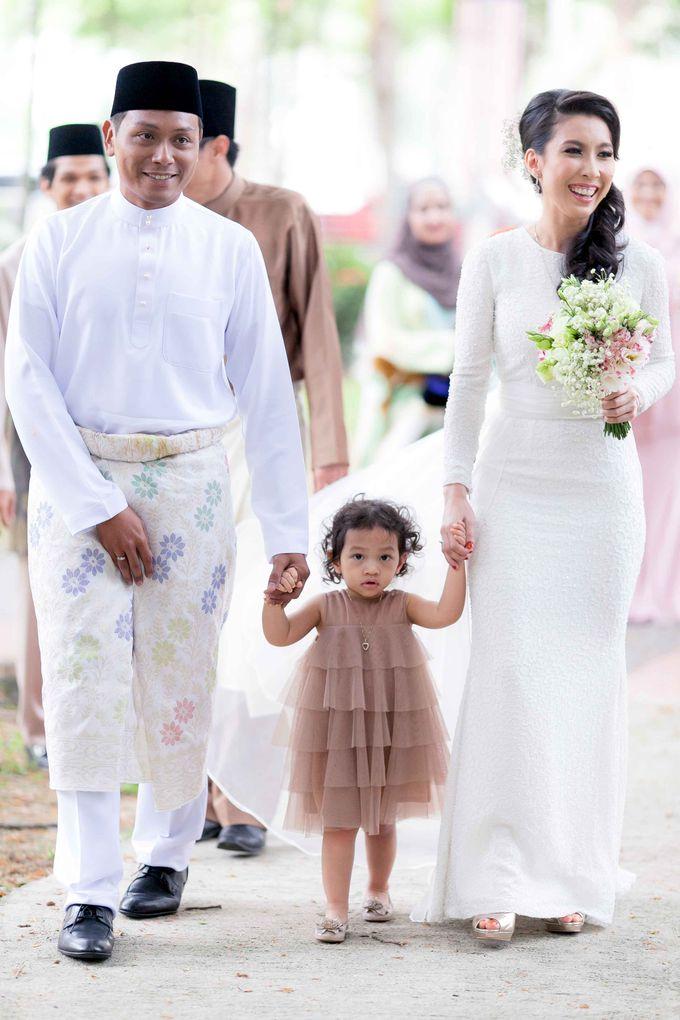 Munirah  & Amir - Wedding Reception by Raihan Talib Photography - 031