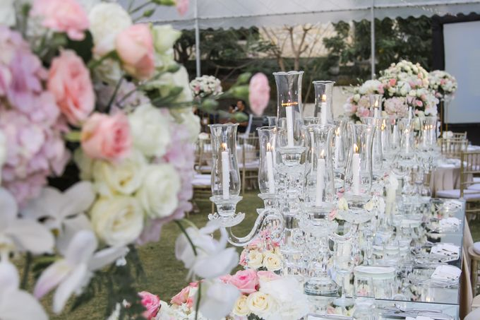 WONDERFUL WHITE WEDDING THEME by Red Gardenia - 013