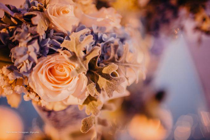 Halim & Meily Wedding by go+ - 016