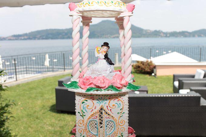 Romantic light pink wedding by Sogni Confettati - 029