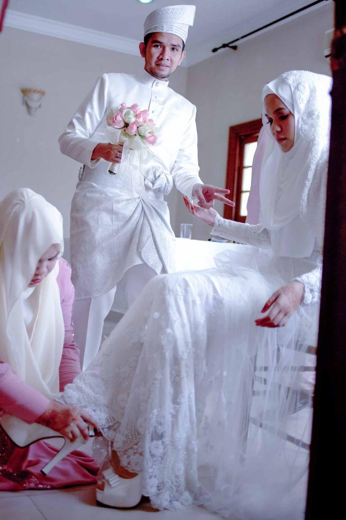 Farisya & Ikram - Wedding Reception  by Raihan Talib Photography - 017