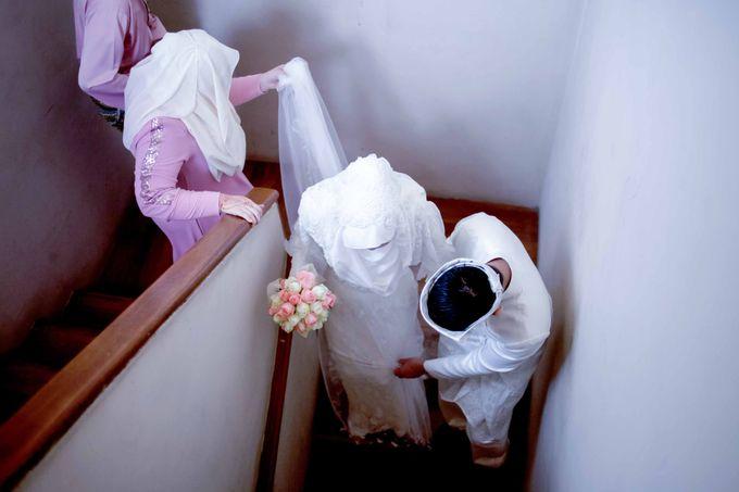 Farisya & Ikram - Wedding Reception  by Raihan Talib Photography - 018