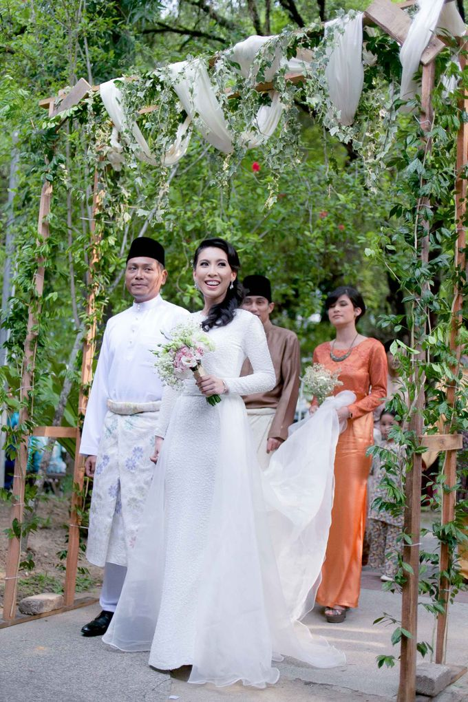 Munirah  & Amir - Wedding Reception by Raihan Talib Photography - 033