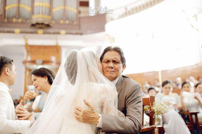 Tisya & Ferry - International Wedding by Imelda Hudiyono Bride - 025
