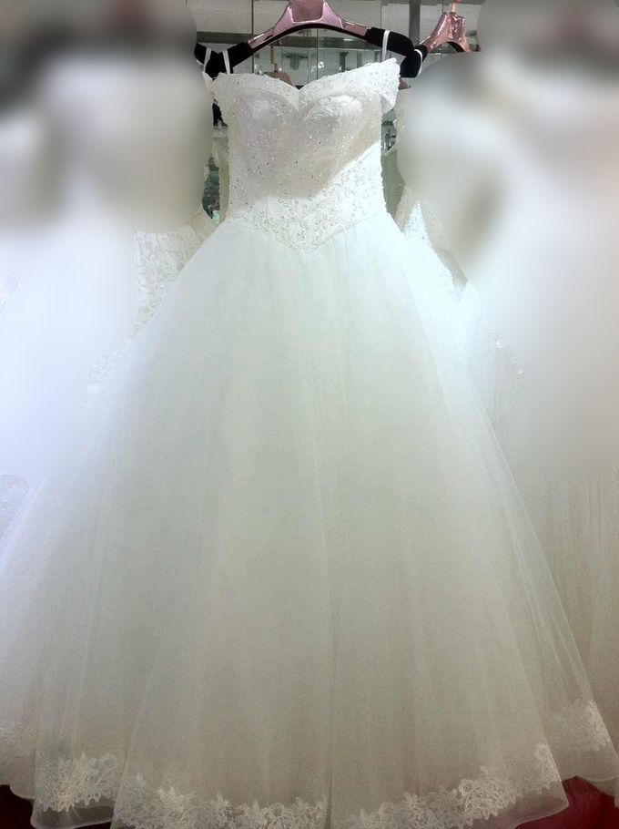 Beautiful Bridal Gowns by Makeupwifstyle - 010