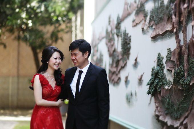 The Engagement of Grace & Johan by Jasmine Florist - 004