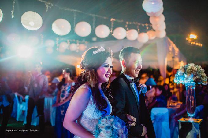Halim & Meily Wedding by go+ - 030