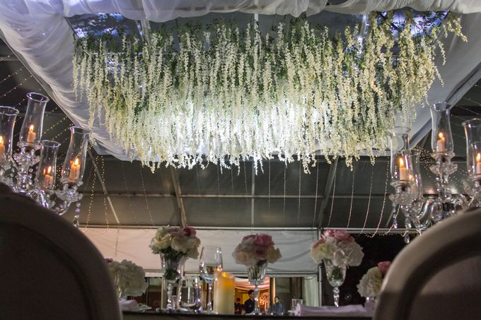 WONDERFUL WHITE WEDDING THEME by Red Gardenia - 007