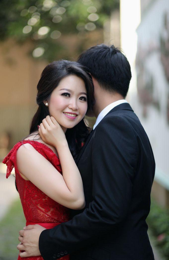The Engagement of Grace & Johan by Jasmine Florist - 005