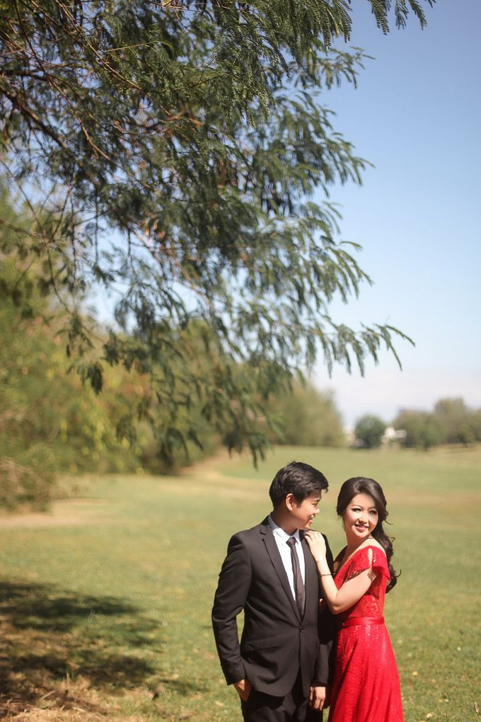 The Engagement of Grace & Johan by Jasmine Florist - 007