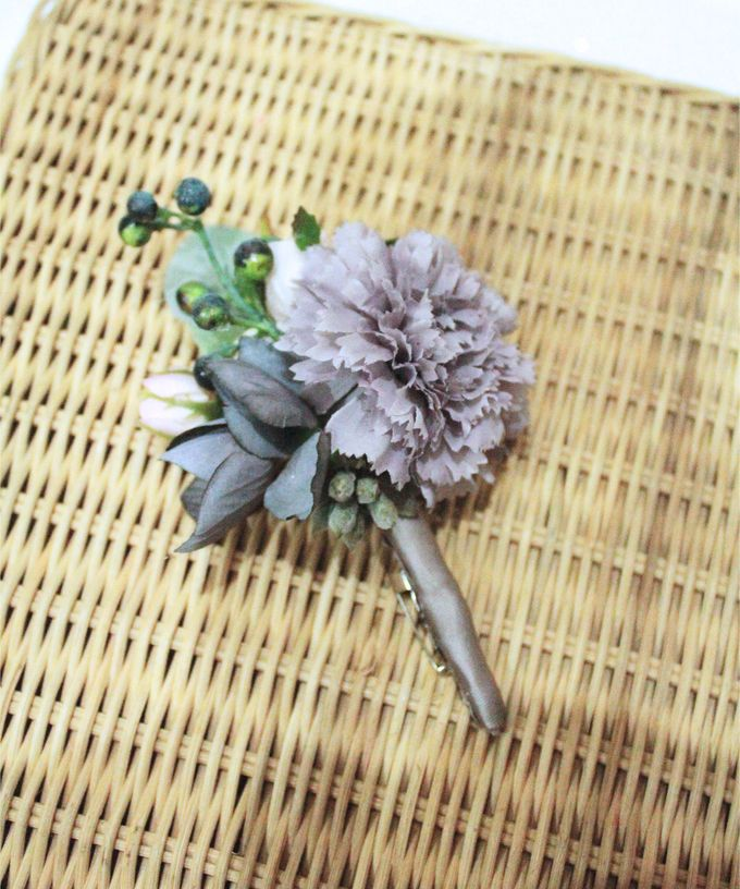 Rustic purple and grey by Cup Of Love Design Studio - 001