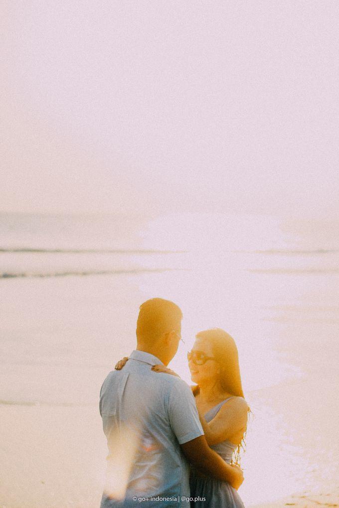 Halim & Meily Wedding by go+ - 014