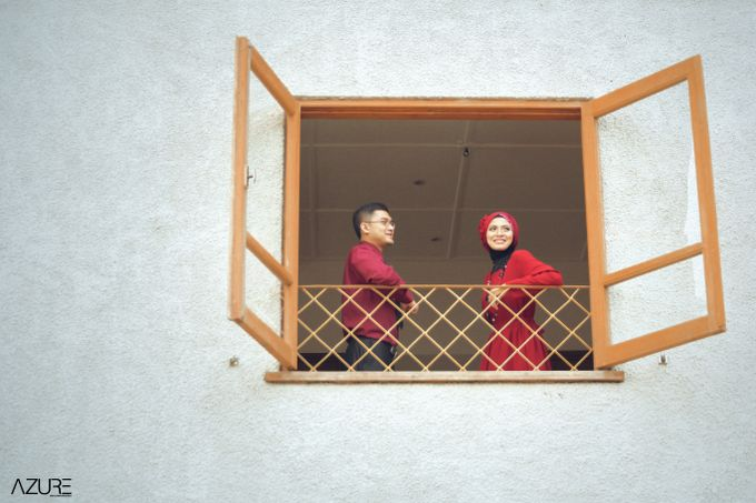 Prewedding Ulie & Zaky by AZURE DOCUMENTATION - 002