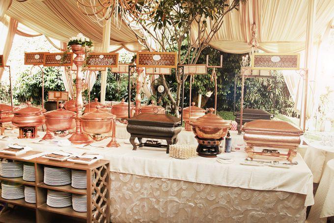 Wedding Pak libra & Ibu Lucy by DASA Catering - 007