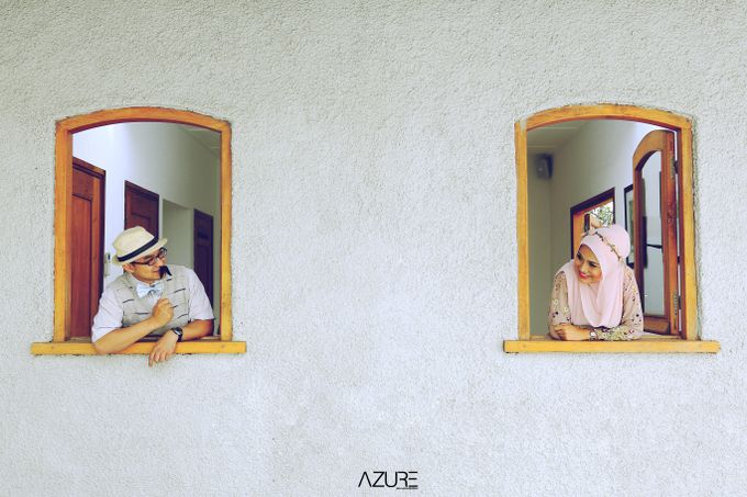 Prewedding Ulie & Zaky by AZURE DOCUMENTATION - 004