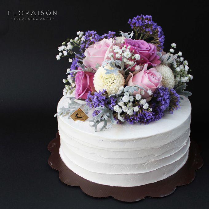 Gateau de Fleur by Floraison - 011