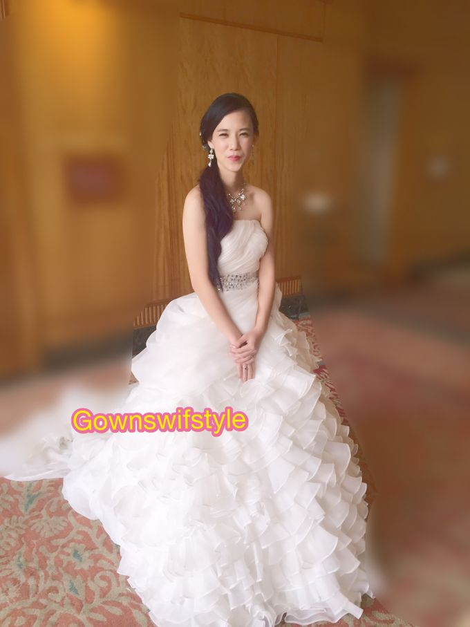 Bride Wenling Actual Day by Makeupwifstyle - 004