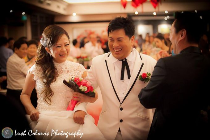 Actual Day Wedding of Jeremy and Weiling by Lush Colours Photography - 024