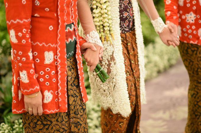 CINDY & WIBI - AKAD NIKAH & WEDDING RECEPTION by Mamie Hardo - 012
