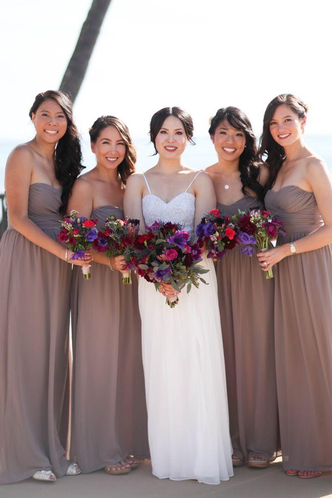 Lynn wedding gown by Miyuki Liem Bridals - 004