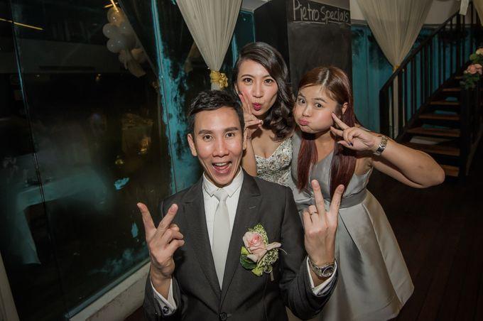 Celebrity Wedding Hui Mei & Choon Yang by precious wedding - 002