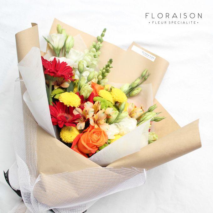 Hand Bouquet by Floraison - 008