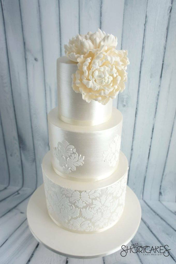 Wedding cakes by Miss Shortcakes - 008