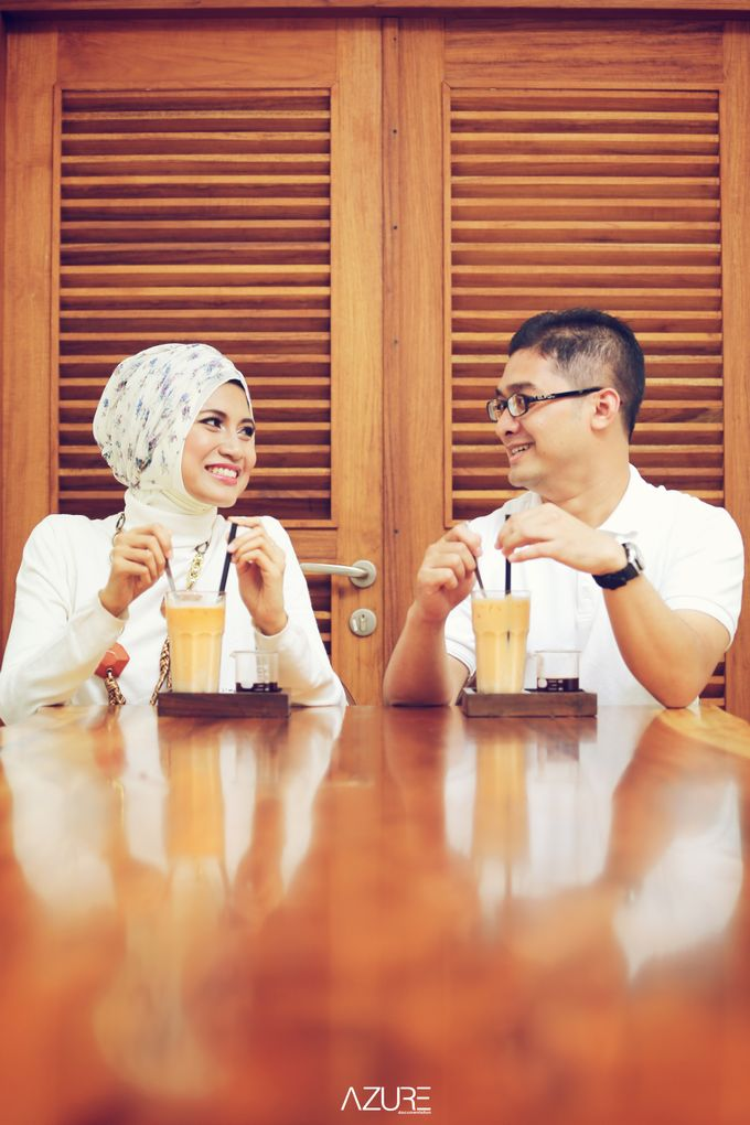 Prewedding Ulie & Zaky by AZURE DOCUMENTATION - 006