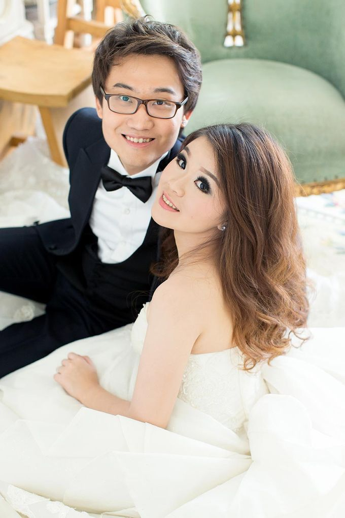 Hendra & Stephanie by JJ Bride - 010