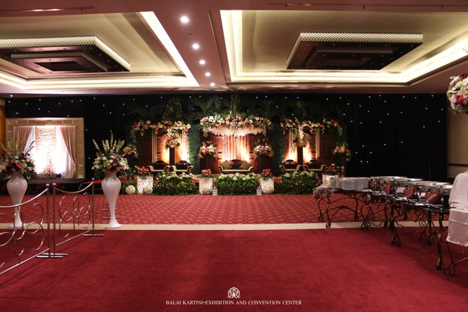 Mawar Wedding Package by BALAI KARTINI - Exhibition and Convention Center - 005
