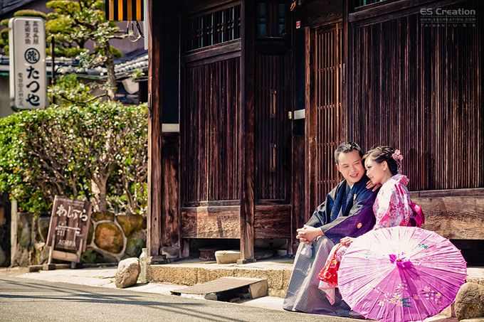 Pre wedding in Japan by ES Creation Photography - 006