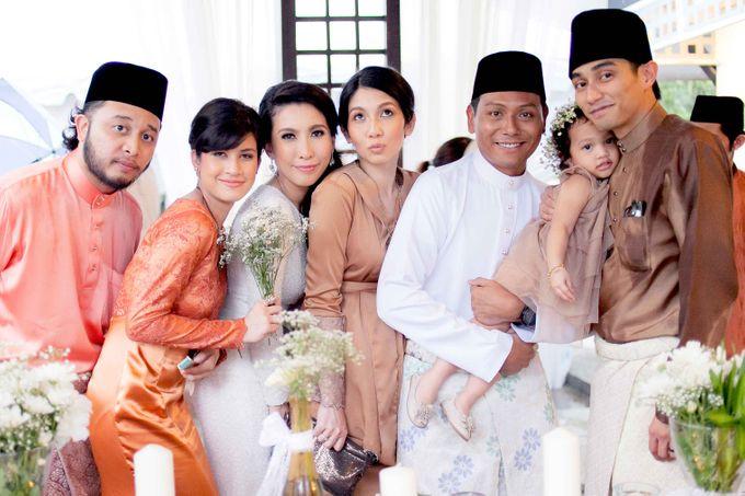 Munirah  & Amir - Wedding Reception by Raihan Talib Photography - 034