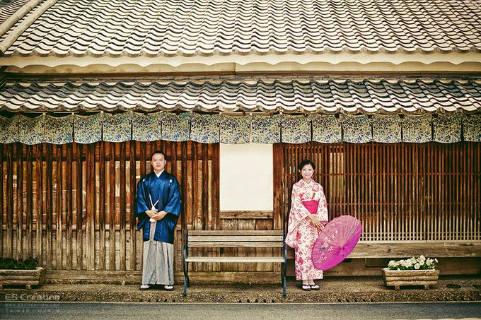 Pre wedding in Japan by ES Creation Photography - 003