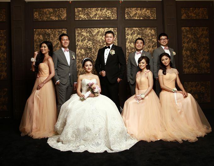 Ardion & Vania wedding by GV by Gabriella Vania - 010