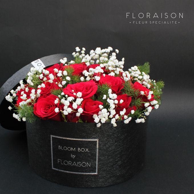 Simply Black by Floraison - 004