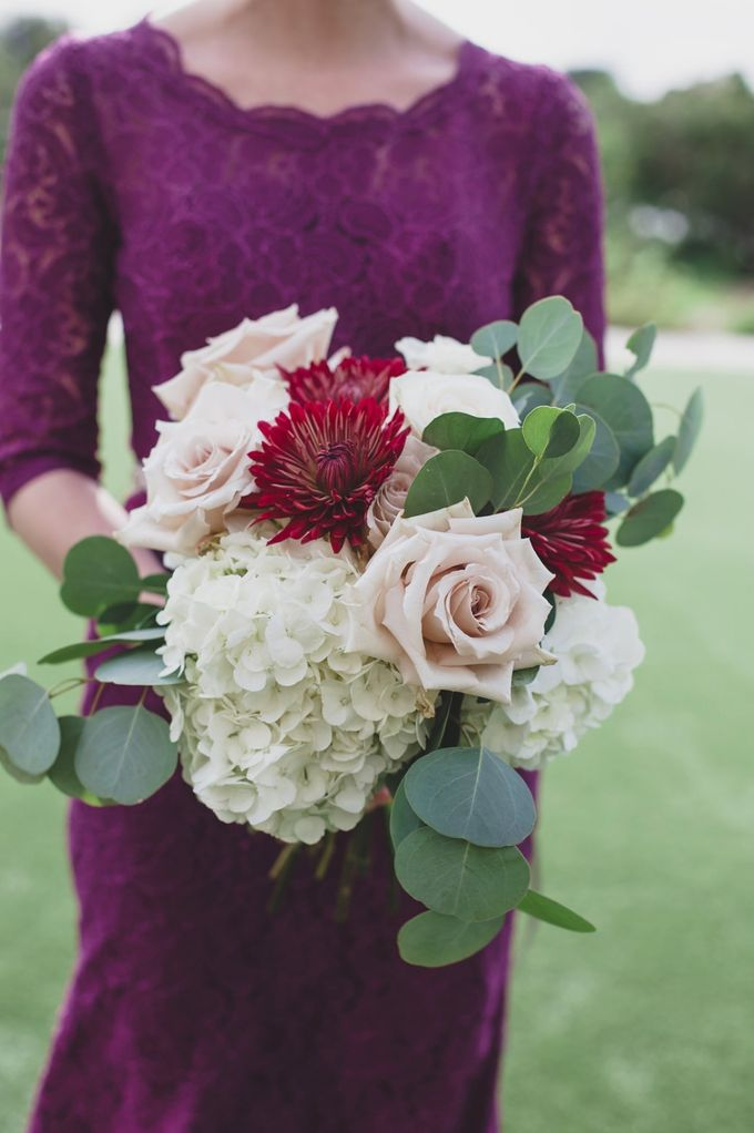 Blush and Merlot Resort wedding by Events In Bloom - 010