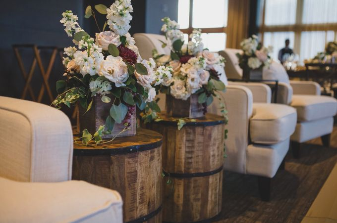 Blush and Merlot Resort wedding by Events In Bloom - 011