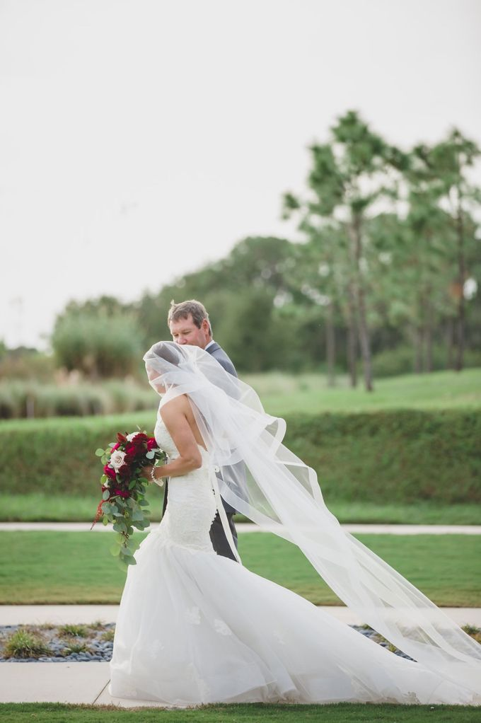 Blush and Merlot Resort wedding by Events In Bloom - 003