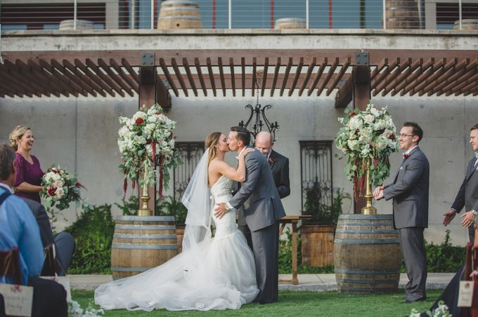Blush and Merlot Resort wedding by Events In Bloom - 005